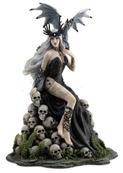 Nene Thomas Mad Queen Statue  Nene Thomas Mad Queen Statue