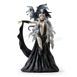Nene Thomas Queen of Havoc Statue  Nene Thomas Queen of Havoc Statue