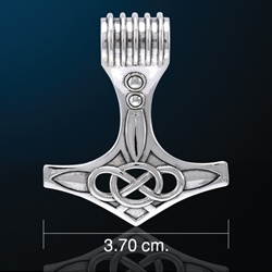 Norse Thors Hammer Pendant