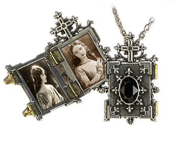 Orthodox Icon Locket