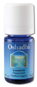 Peppermint Organic Essential Oil by Oshadhi  Peppermint Organic Essential Oil by Oshadhi