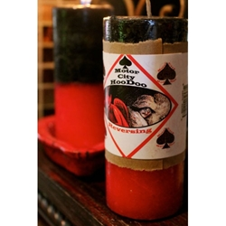 Reversing Hoo Doo Candle by Motor City Hoodoo