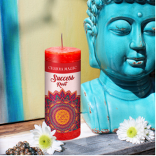 Root (1st) Chakra Success Candle Magic