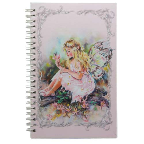 Secret Dell Fairies Small Journal by Christine Haworth