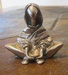 Small Inner Journey Pewter Offering Goddess Statue
