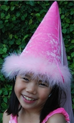 Boa Fairy Princess Hat