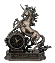 Stunning Unicorn Clock