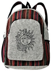 Sun and Moon Backpack  Sun and Moon Backpack