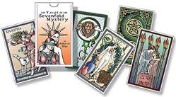 Tarot of the Sevenfold Mystery Tarot Deck Self Published by Robert Place