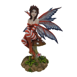 The Brat Fairy Faery Figurine by Amy Brown