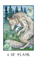 The Stolen Child Tarot Deck by Monica Knighton The Stolen Child Tarot Deck by Monica Knighton