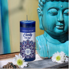 Third Eye (6th) Chakra Magic Clarity Indago Candle