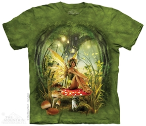 Toadstool Fairy Tee Shirt