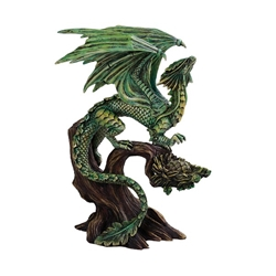 Tree Dragon Statue By Anne Stokes      Tree Dragon Statue By Anne Stokes