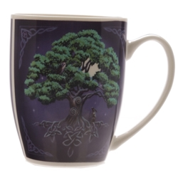 Tree of Life New Bone China Mug 12907 Tree of Life New Bone China Mug