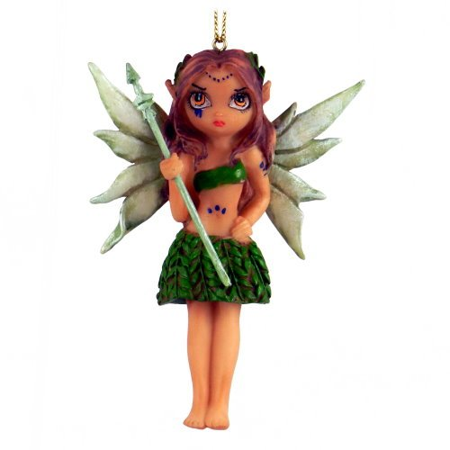 Tribal Fairy Ornament by Jasmine Becket-Griffith