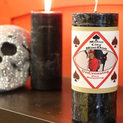 Uncrossing Hoo Doo Candle by Motor City Hoodoo