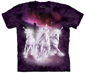Unicorn Tee Cosmic Unicorns Unicorn Tee Cosmic Unicorns