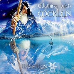 Walking with Merlyn CD by Llewellyn
