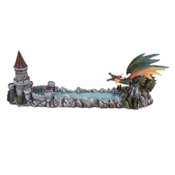 Water Dragon Incense Holder