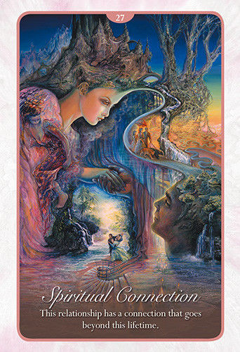 Whispers Of Love Tarot Oracle Cards By Josephine Wall