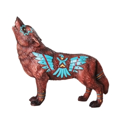 Wolf Spirit Collection Statue Eagle Wolf Spirit Wolf Spirit Collection Statue Eagle Wolf Spirit, wolf statue, wolf figurine, wolf collectible, wolf collectable