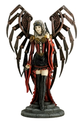 Avenger Steampunk Figurine by Anne Stokes