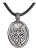 "Wolf - ""Live bold. Trust your instincts.""  Celtic Pendant Wolf - ""Live bold. Trust your instincts.""  Celtic Pendant"