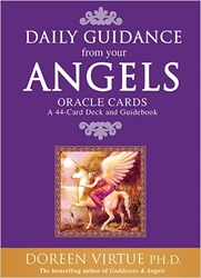 Daily Guidance From Your Angels Oracle Deck & Guide Book