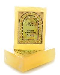 Song of India Temple Herbal Handmade Soap