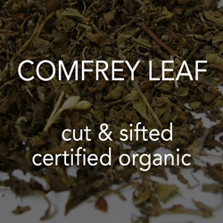 Comfrey Leaf c/s *co