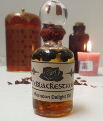 The Blackest Rose Afternoon Delight Seduction Oil