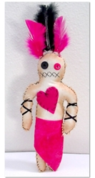 All-Purpose Voodoo Doll Handmade in New Orleans All-Purpose Voodoo Doll
