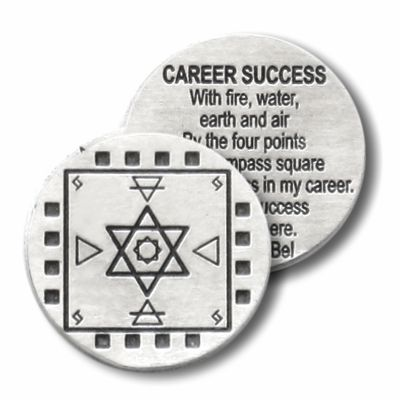 Spell Charms by Christopher Penczak - Career Success
