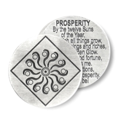 Spell Charms by Christopher Penczak - Prosperity