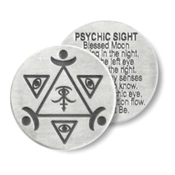 Spell Charms by Christopher Penczak - Psychic Sight