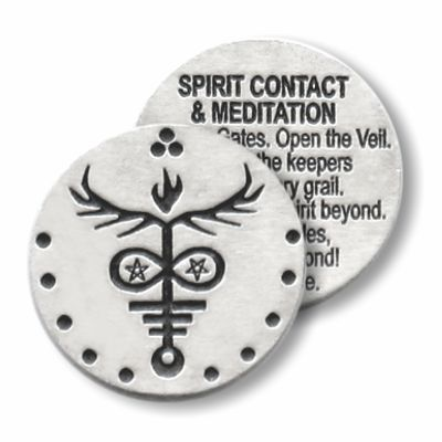 Spell Charms by Christopher Penczak - Spirit Contact & Meditation