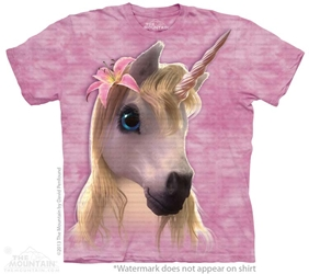 Kids Cutie Pie Unicorn T-Shirt