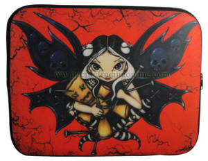 Jasmine Beckett-Griffith Fairy Voodoo Ipad Cover  or Laptop Sleeve