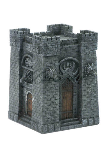 Four Towers Castle Trinket Box