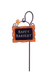 Mini Harvest Sign with Hook