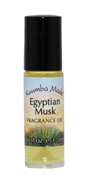 Kuumba Made Perfume Oil Egyptian Musk