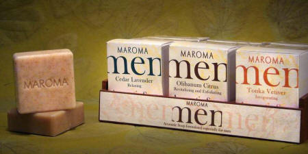 Maromas Soap For Men