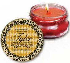 Tyler Candles 3.4 oz Jar Candles