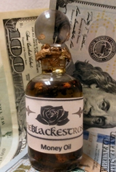 The Blackest Rose Money Oil