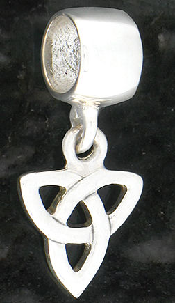 Sterling Silver Celtic Trinity Knot Add-a-Bead
