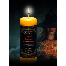 Spirited Discourse Wicked Witch Halloween Limited Edition Candle