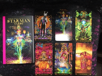 Starman Tarot David Bowie